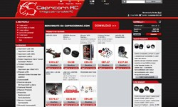 Capricornrc, e-Commerce Prestashop by 2beweb2
